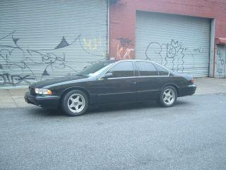 1995 Impala Ss photo