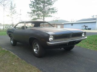 1970 Plymouth Barracuda photo