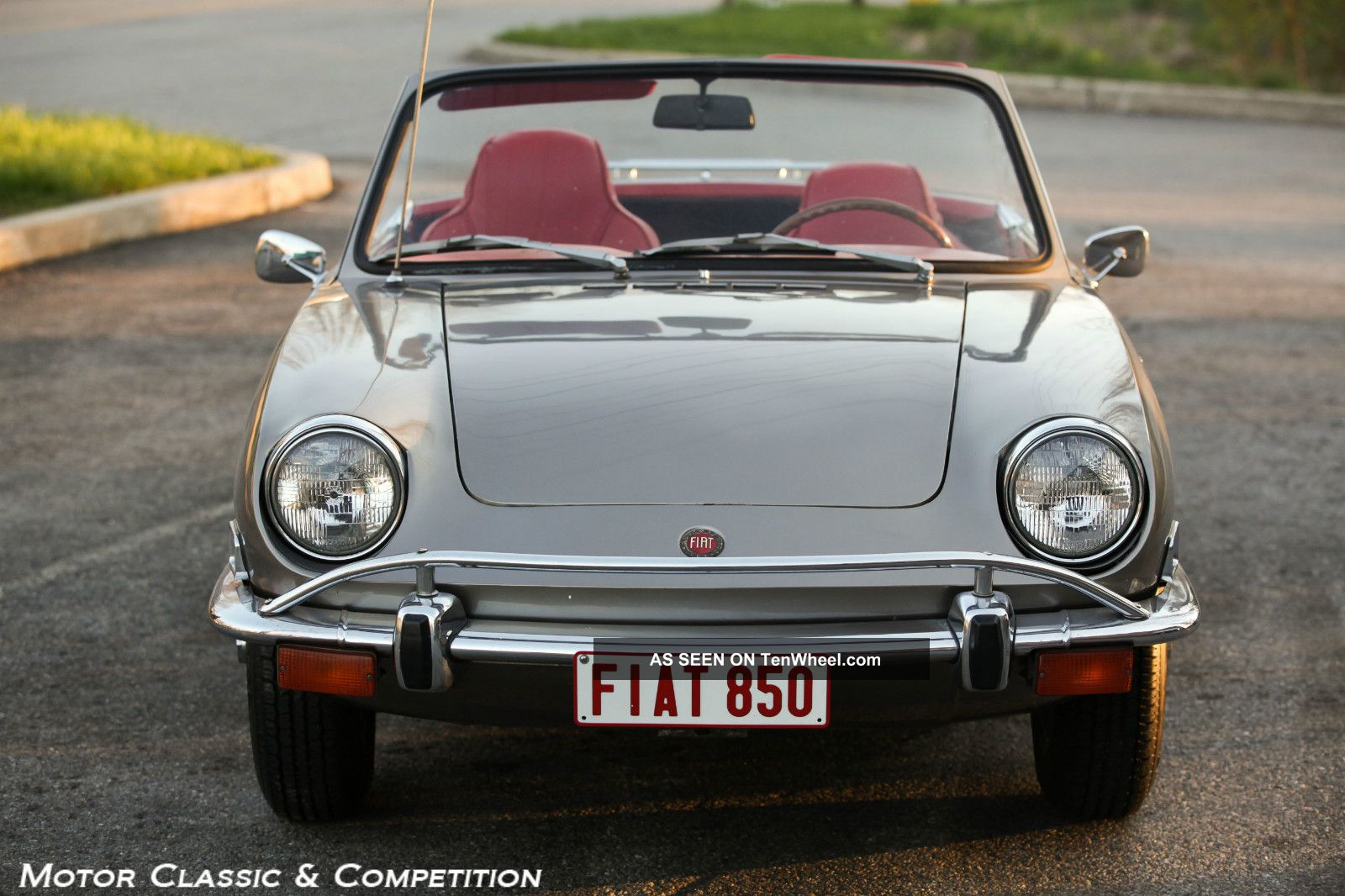 similiar fiat spyder wire wheels keywords 1971 fiat 850 spider and charismatic wire wheels and luggage rack