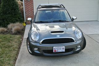 2007 Mini Cooper S Turbo 6 Speed photo