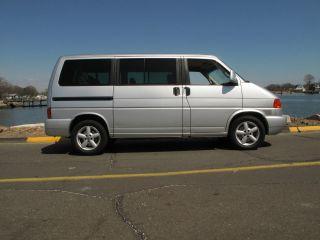 2001 Volkswagen Eurovan Gls Standard Passenger Van 3 - Door 2.  8l photo