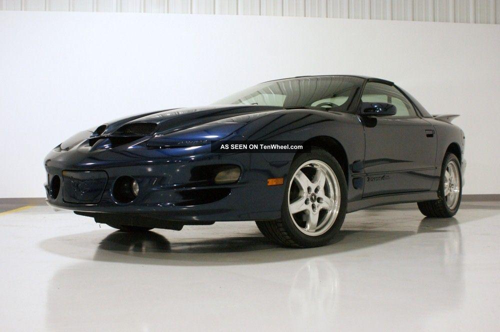 2002 Pontiac Firebird Trans Am Coupe 2 - Door 5.  7l Firebird photo