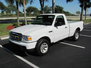 2007 Ford Ranger Xl Standard Cab Pickup 2 - Door 2.  3l photo