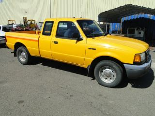 2002 Ford Ranger Supercab 2wd photo