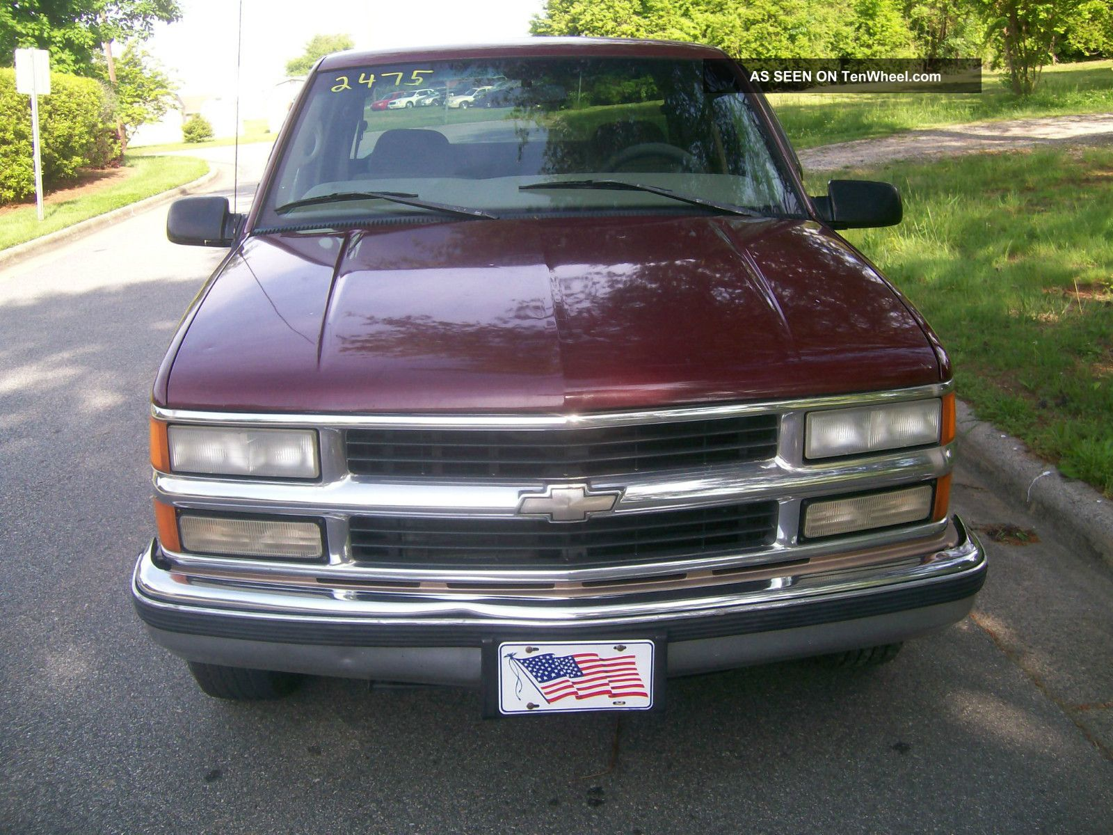 1997 chevy silverado 1500 truck extended cab. Black Bedroom Furniture Sets. Home Design Ideas