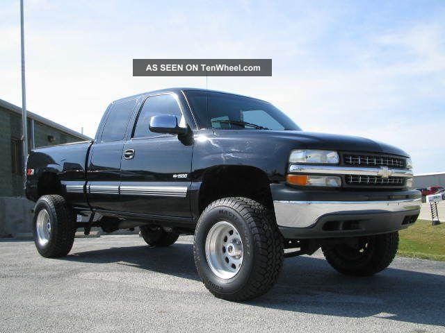 7.3 Powerstroke Specs >> Lifted 1999 Chevrolet Silverado 1500 Ls Z71