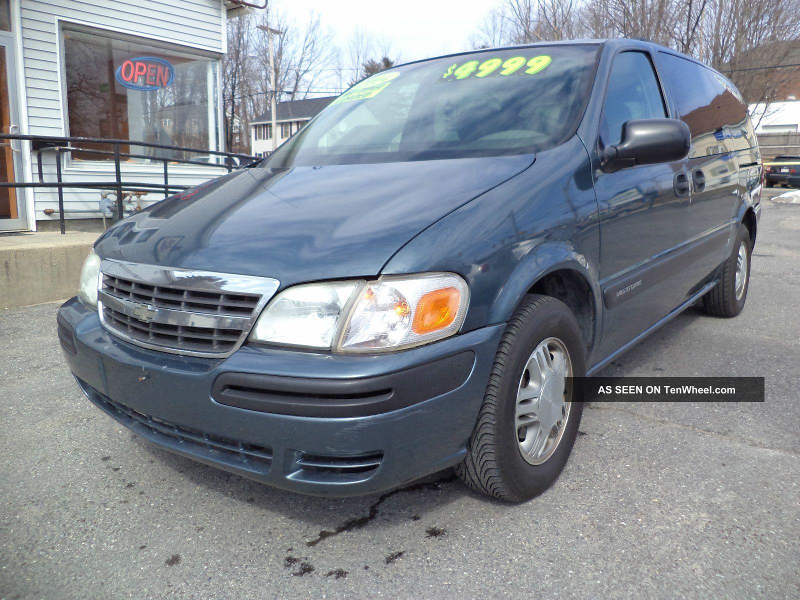 2004 Chevrolet Venture Expert Reviews Specs and Photos
