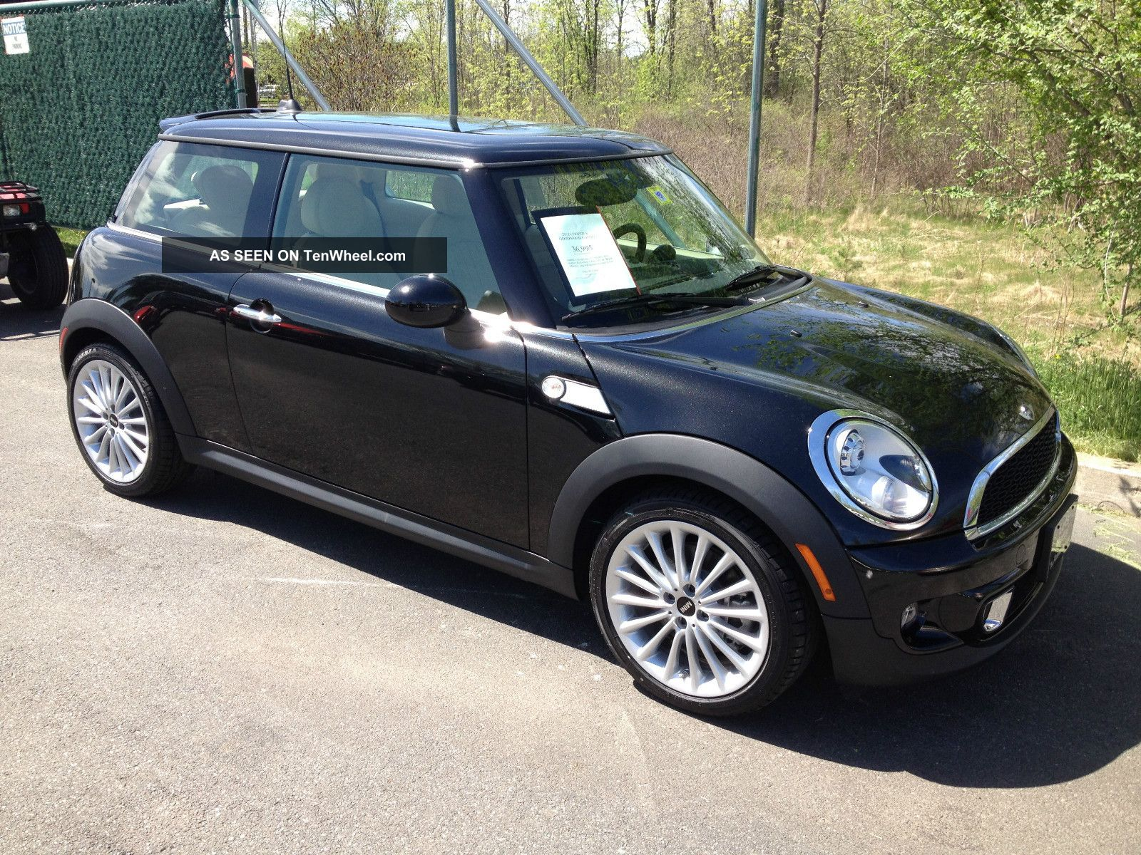 2012 Mini Cooper Rare Goodwood Edition By Rolls Royce, ,  $13k Off Msrp Cooper S photo