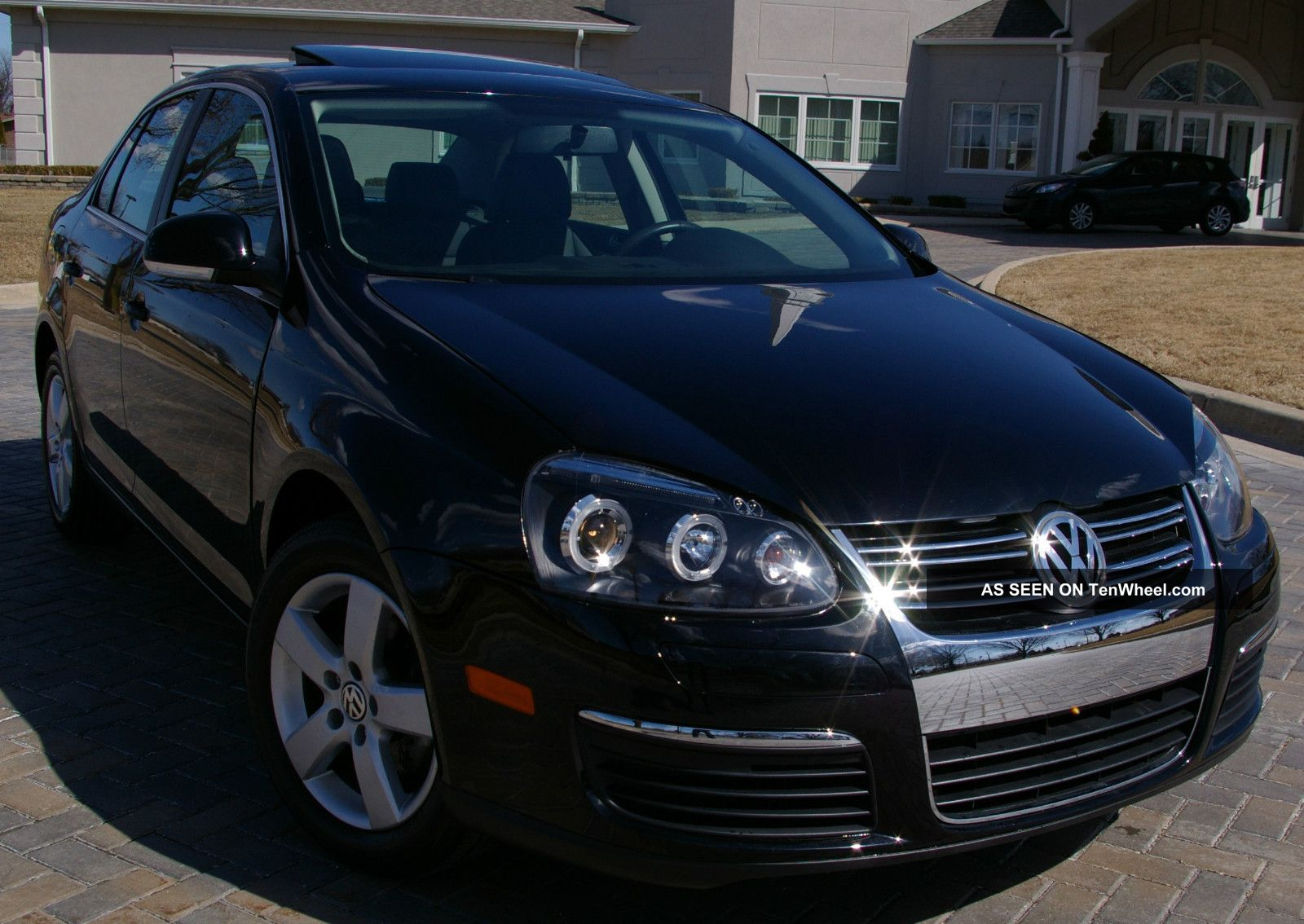 2009 Volkswagen Jetta Sel, , ,  Rebuilt,  3 Month / 4500 Jetta photo