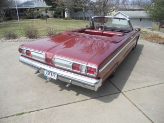 1966 Plymouth Fury photo
