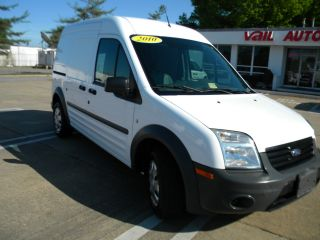 2010 Ford Transit Connect Xl Mini Cargo Van 4 - Door 2.  0l photo