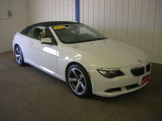 2010 Bmw 6 Series 650i Convertible photo