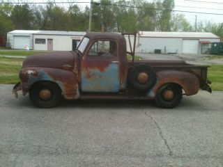 1953 Chevrolet 3100 Stepside Shortbed photo