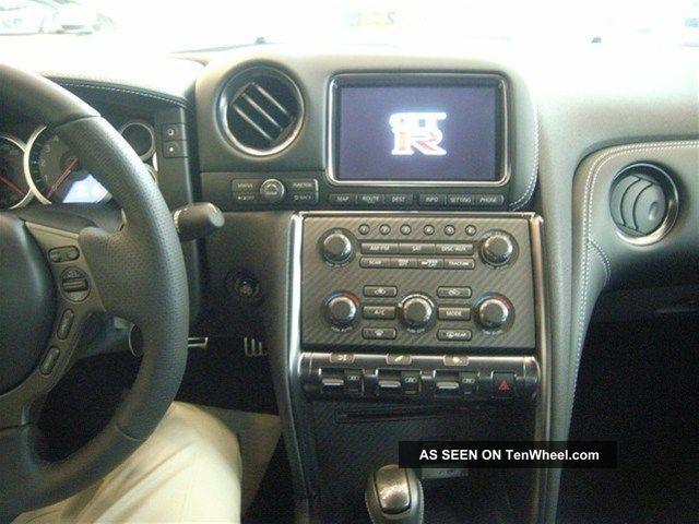 2014 Nissan Gt - R Premium GT-R photo