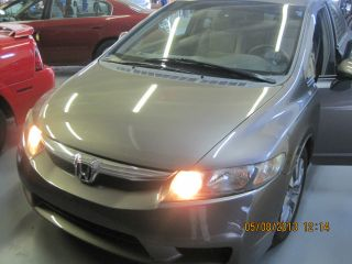 2009 Honda Civic Lx Sedan 4 - Door 1.  8l photo
