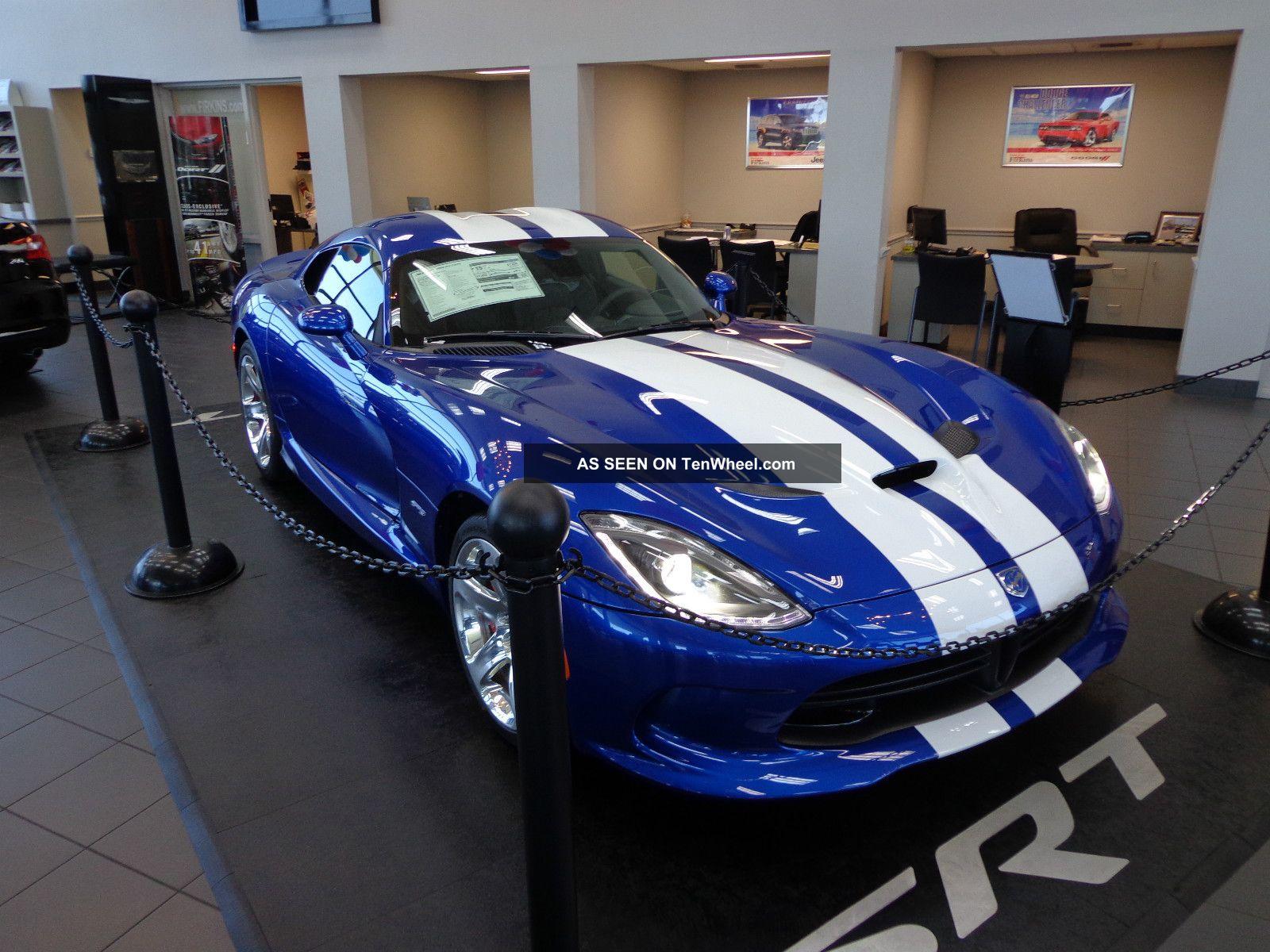 2013 Dodge Srt Viper Gts Viper photo