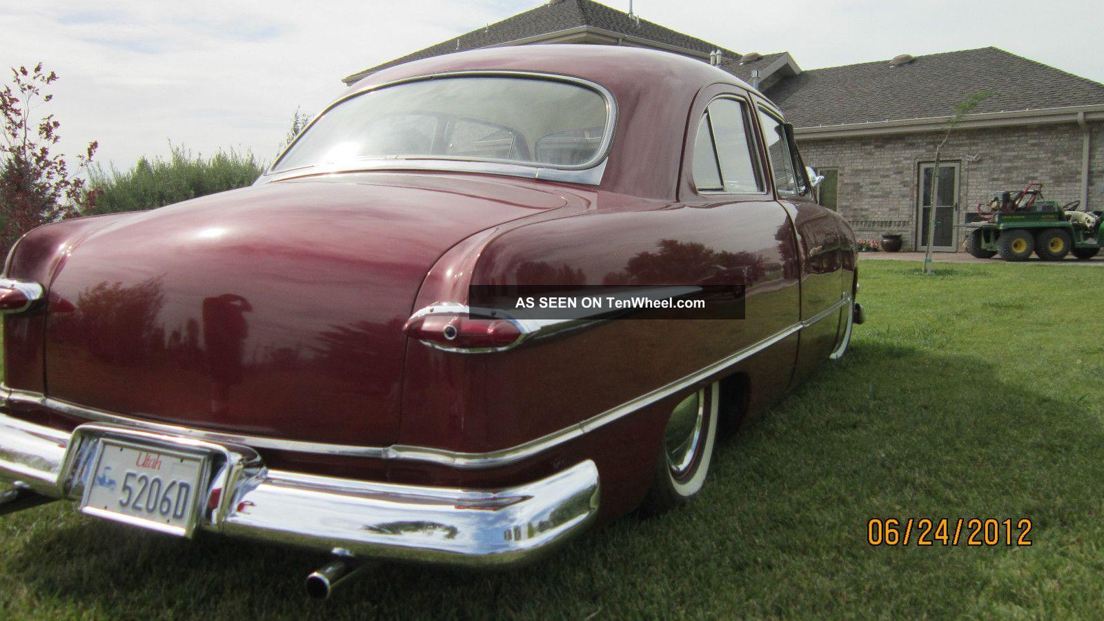 1951 ford 2 door sedan custom for 1951 ford 2 door coupe
