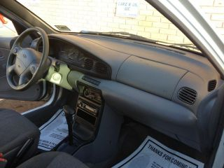 1995 Ford Aspire Base Hatchback 5 - Door 1.  3l photo