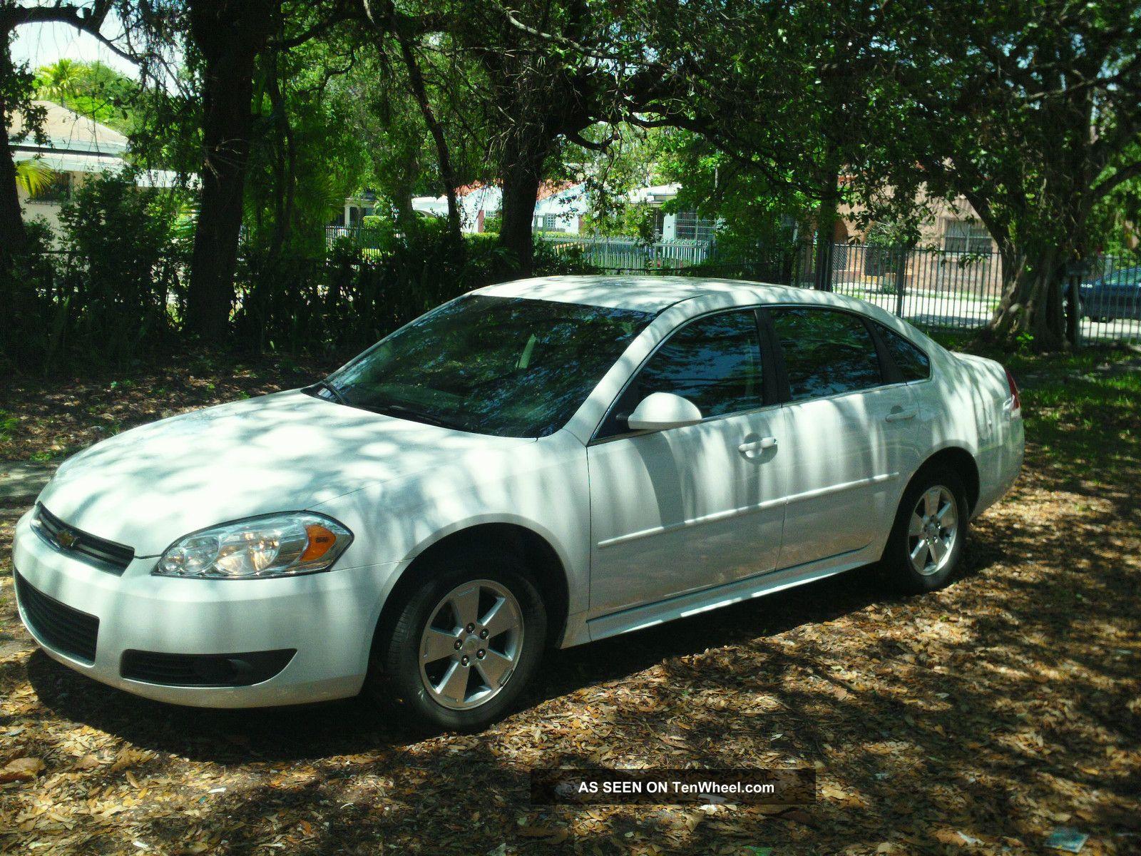 2010 chevrolet impala lt sedan 4 door 3 5l. Cars Review. Best American Auto & Cars Review