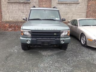 2004 Land Rover Discovery Se) (low Compression)  (int & Ext photo