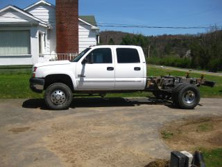2006 Chevrolet - Duramax - Dually - Gooseneck - 3500 - Diesel - Lifted photo
