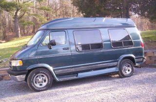 1997 Ram Dodge Conversion Van Hightop photo