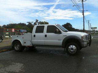 2005 Ford F - 450 Sdlt Custom Hot Shot photo