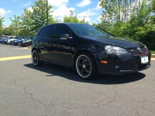 2008 Volkswagen Gti Base Hatchback 4 - Door 2.  0l photo