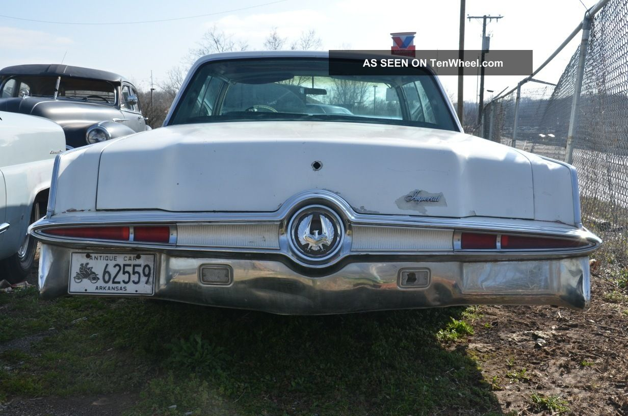 1966 chrysler imperial crown 4 door hardtop imperial photo 3. Cars Review. Best American Auto & Cars Review