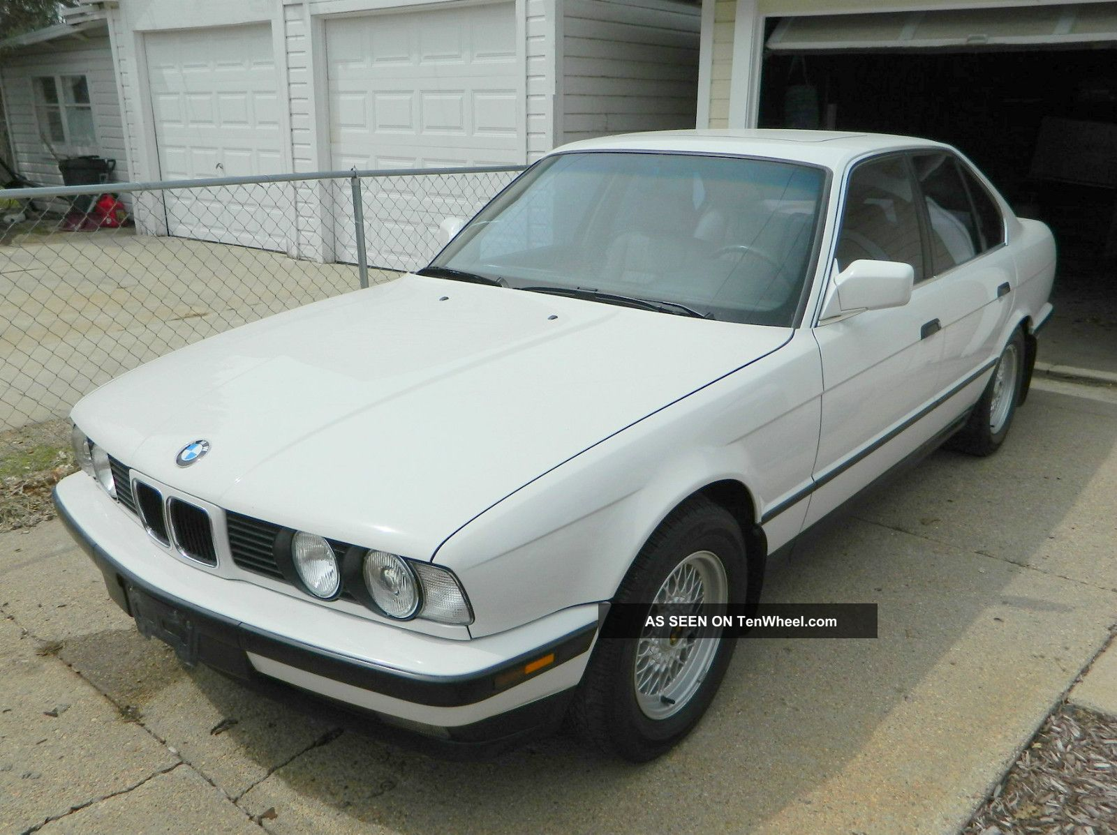 1989 Bmw 535i Sedan 5-Series photo
