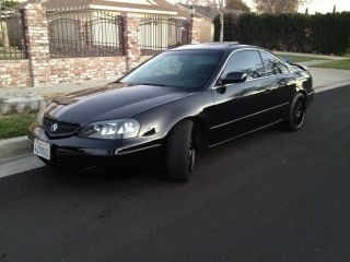 2003 Acura Cl Type S photo