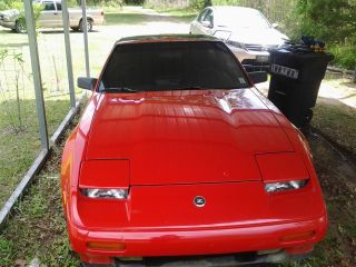 1987 Nissan 300zx Turbo Coupe 2 - Door 3.  0l photo