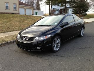2008 Honda Civic Si 2 Door Mods Bc Cams Hondata Flashpro Fast 6 Speed 08 photo