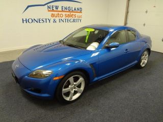 2004 Mazda Rx - 8 4dr Cpe 6 - Spd Manual photo