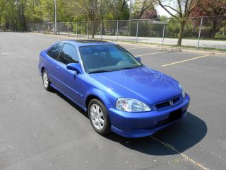 2000 Honda Civic Si photo