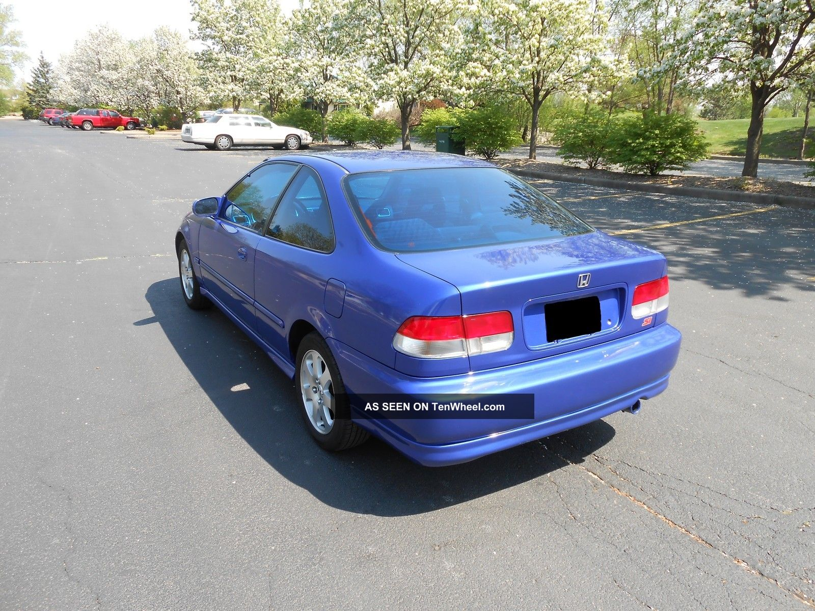 2000 honda civic si - photo #13