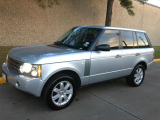 2007 Land Rover Range Rover Hse Sport Utility 4 - Door 4.  4l photo