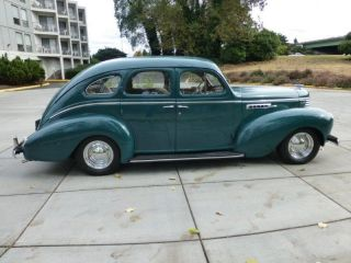 1939 Desoto S 6 Deluxe Touring Sedan photo