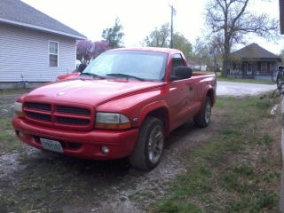 2000 Dodge Dakota R / T Standard Cab Pickup 2 - Door 5.  9l photo