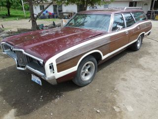 1971 Ford Country Squire Station Wagon (ltd) photo