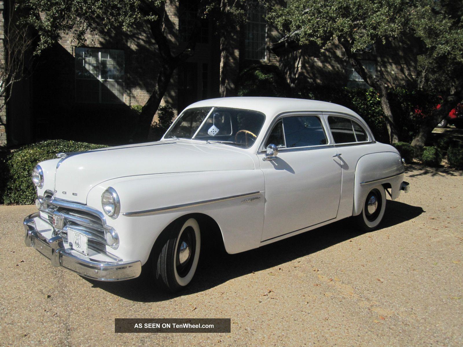 1950 Dodge Wafarer 2 Dr Sedan Other photo
