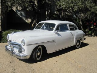 1950 Dodge Wafarer 2 Dr Sedan photo