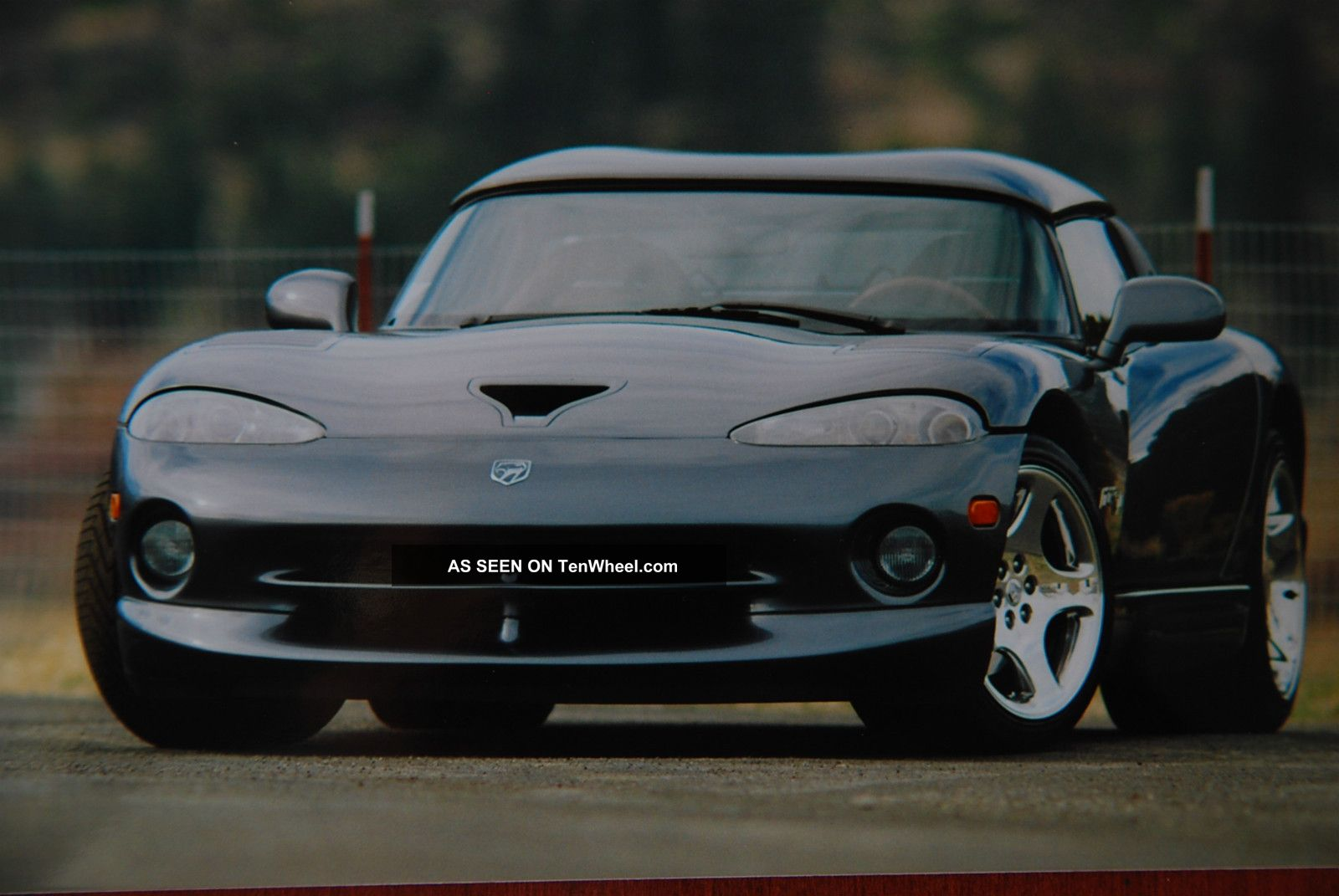 2000 Dodge Viper Rt10 Sharp Lo Mi American Muscle Rt 10 Viper photo