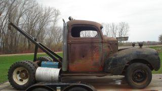 1940 Ford Halfton Pickup,  Rat Rod,  1938,  1939,  1941,  1942,  1943 photo