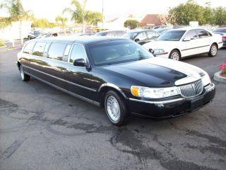 2000 Lincoln Town Car 120