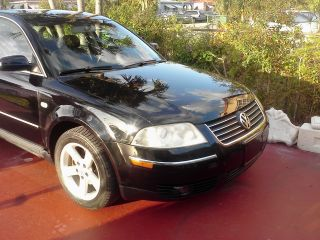 2004 Volkswagen Passat Glx 4 Motion Sedan 4 - Door 2.  8l photo