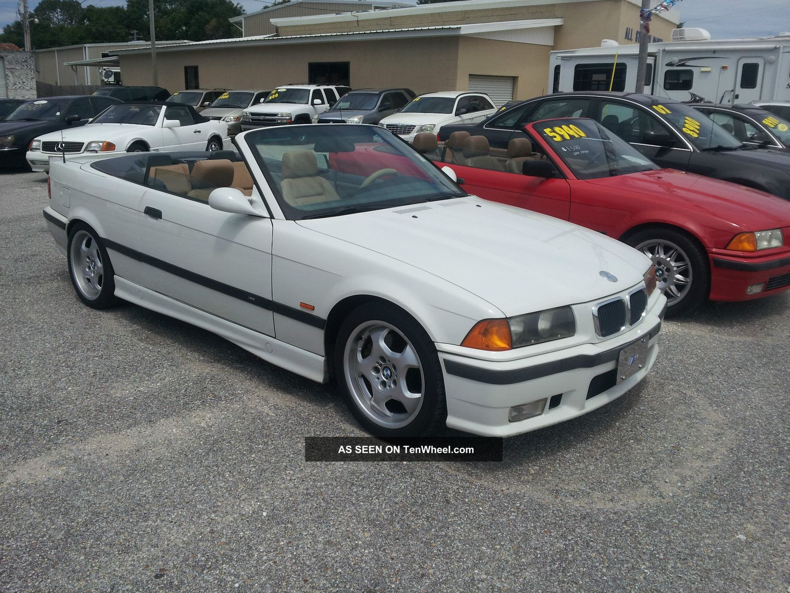 1999 Bmw M3 Convertible M3 photo