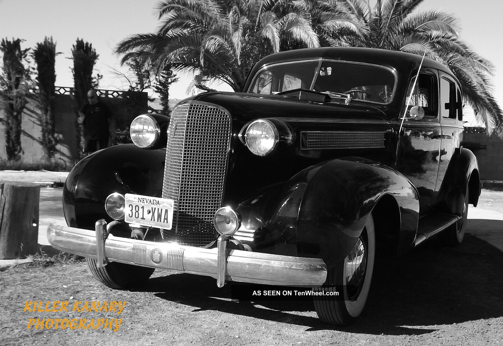 All 1937 Cadillac 60 Series Sedan Other photo