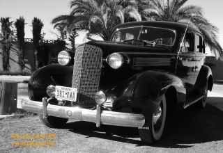 All 1937 Cadillac 60 Series Sedan photo