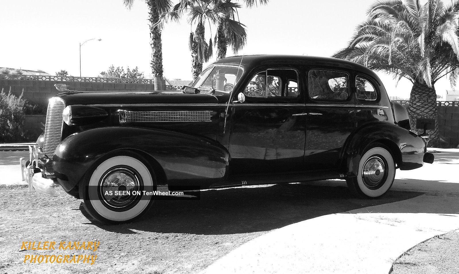 All 1937 cadillac 60 series sedan for 1937 buick 4 door sedan